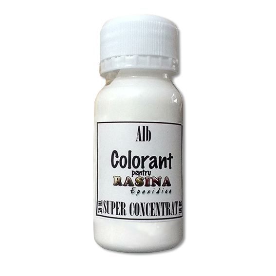 COLORANT EPOXI - Alb 50ml